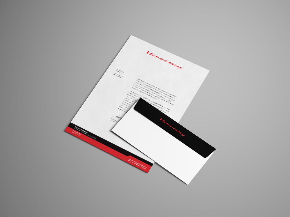 Daniel Falquez - Design Portfolio - Hennessey Performance