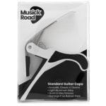 Musick Road Standard Capo Product Design and Branding