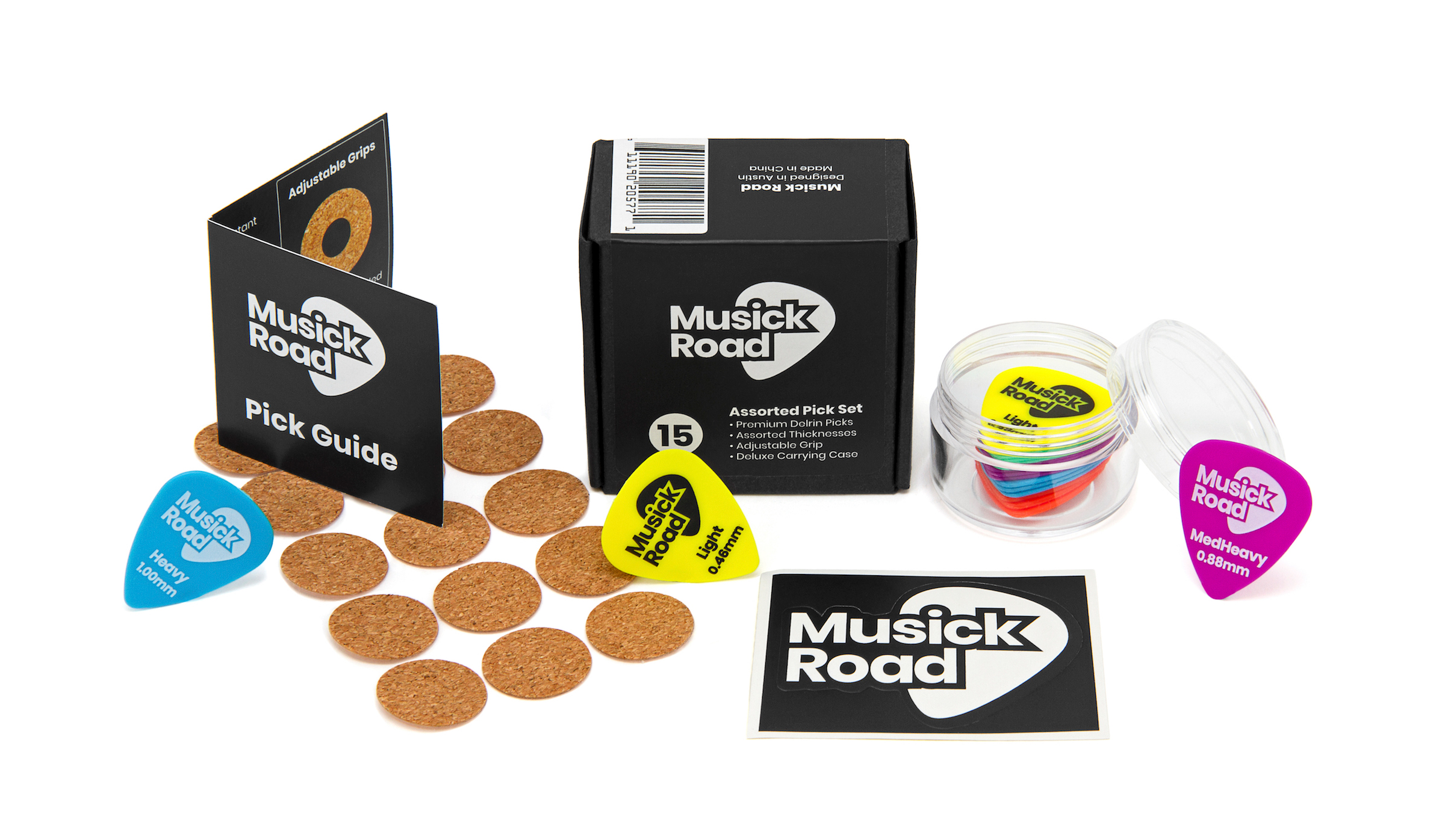 Musick Road Product Development and Branding